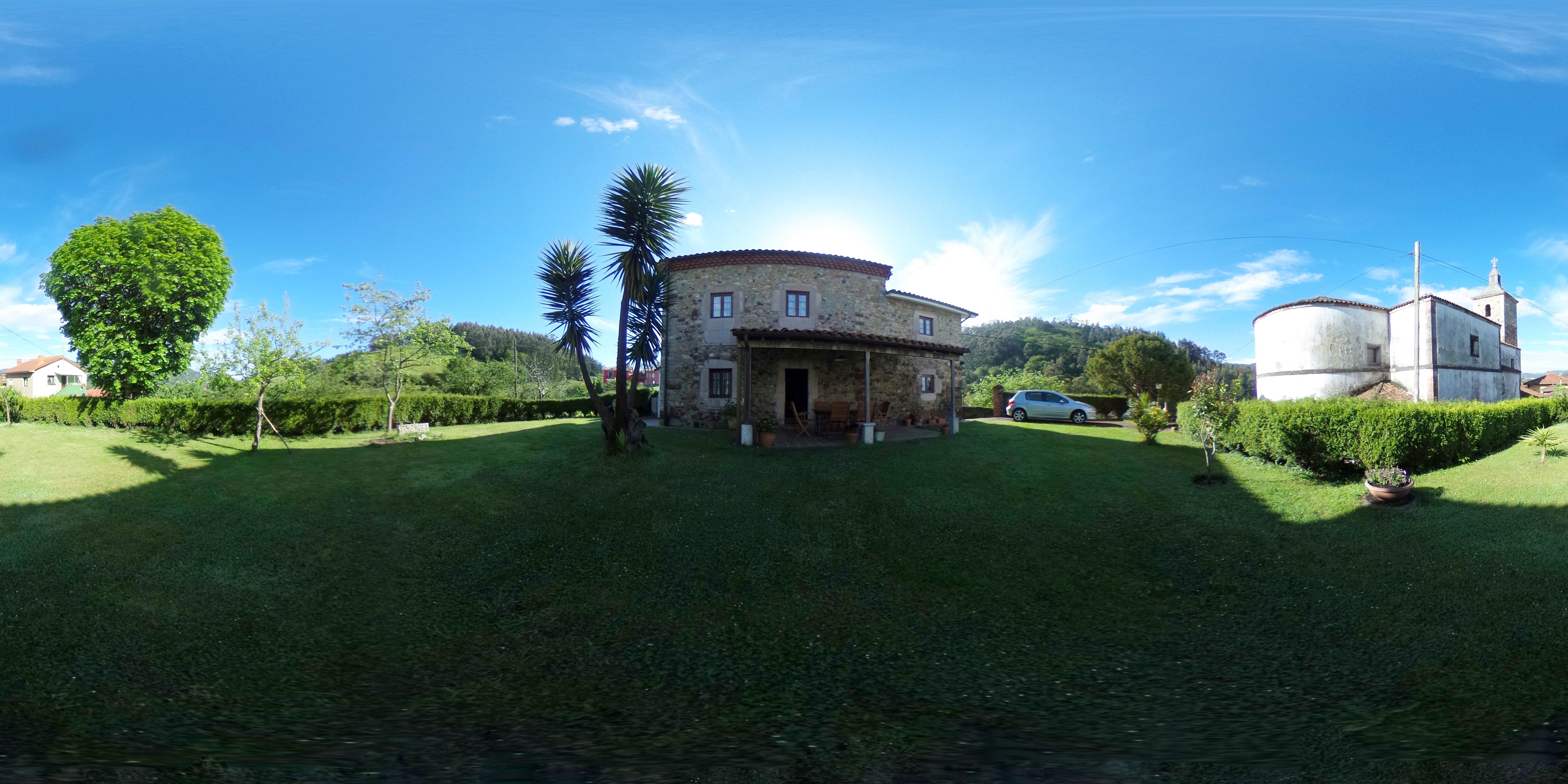 Casa rural asturias la casa del texu la casa del texu for Casa rural jardin del desierto tabernas